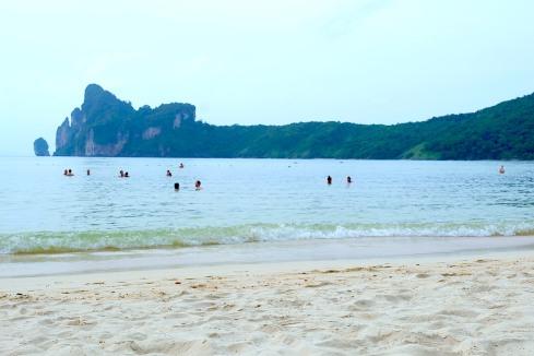 koh phi phi beach 2